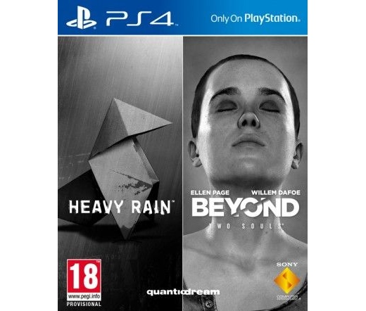 Heavy Rain + Beyond: Two Souls Collection PS4