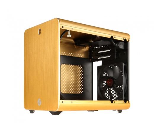 RAIJINTEK METIS Mini-ITX Arany