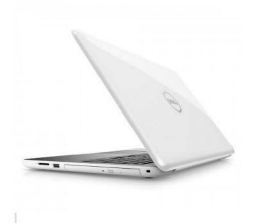 Dell Inspiron 5567 i5-7200U 8GB 1TB R7 W10 Fehér