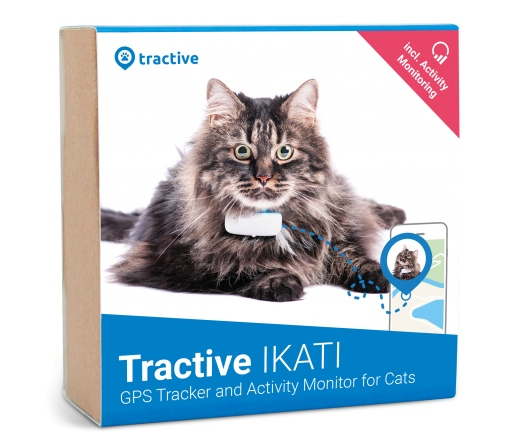 Tractive GPS IKATI - Macska nyomkövető