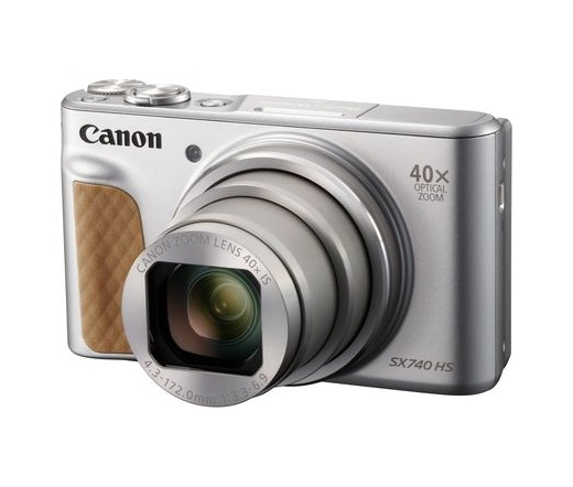 Canon PowerShot SX740 HS ezüst