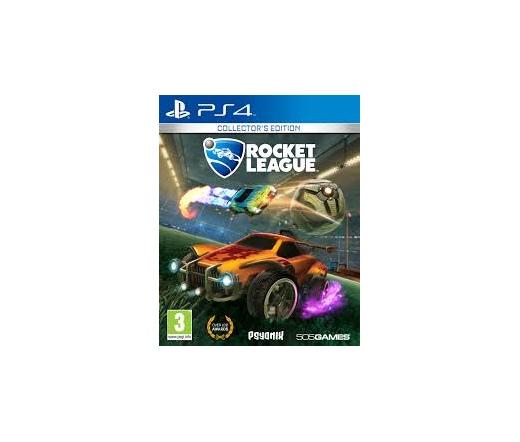 PS4 Rocket League Collectors Edition