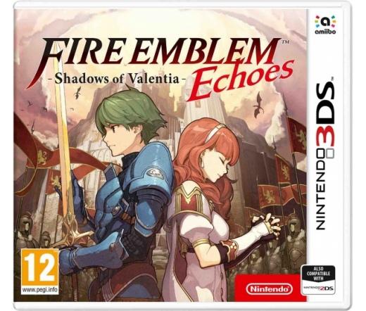 3DS Fire Emblem Echoes: Shadows of Valentia