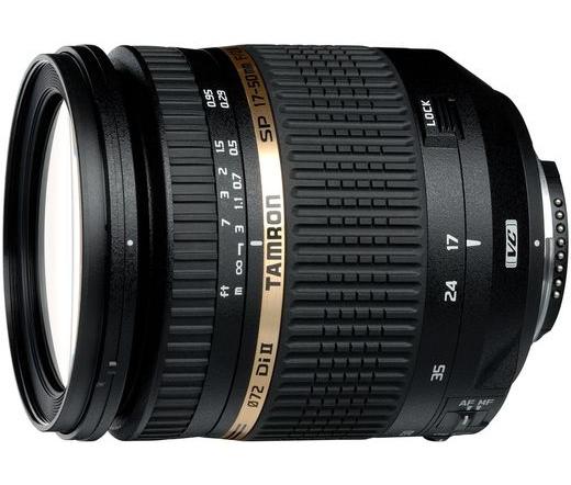 Tamron SP AF 17-50mm f/2.8 XR Di II VC LD (Canon)