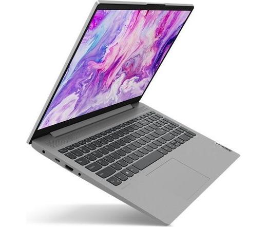 Lenovo IdeaPad 5 15ITL05 82FG00MFHV platinaszürke
