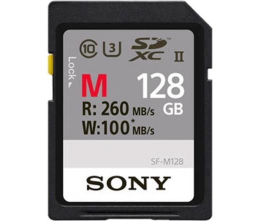 Sony 128GB SDHC UHS-II