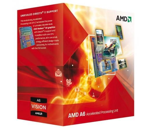 AMD A6-6400K dobozos