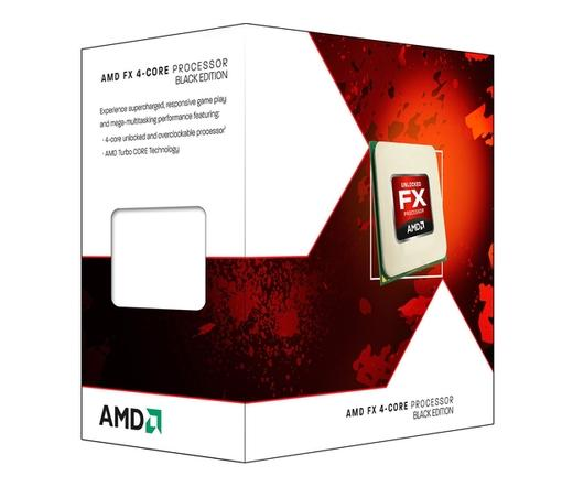 AMD FX-4100 Black Edition dobozos