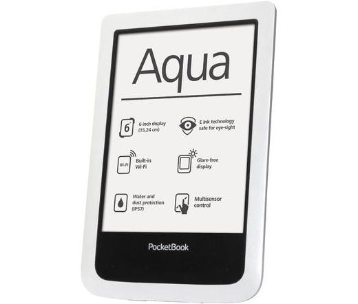 PocketBook Aqua fehér