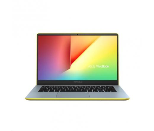 Asus VivoBook S14 S430FN-EB078T szürke-sárga