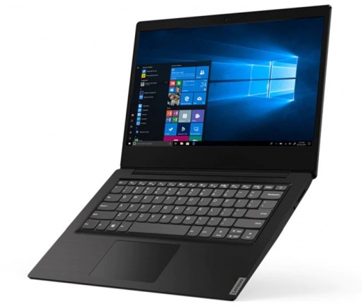 Lenovo IdeaPad S145 Black Notebook