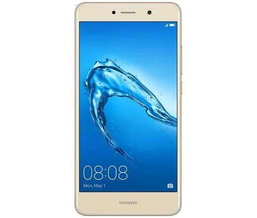 Huawei Y7 DS arany