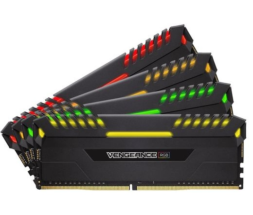 Corsair Vengeance RGB DDR4 3000MHz 32GB CL16 KIT4
