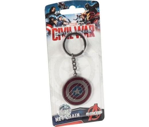 Marvel - Amerika kapitány Polgárháború kulcstartó