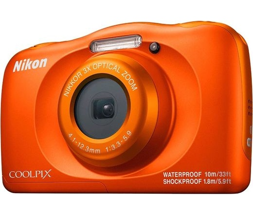 Nikon COOLPIX W150 narancs