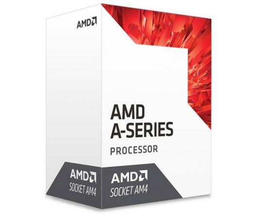 AMD A6-9500E AM4 dobozos
