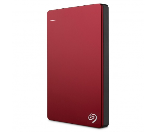 SEAGATE Backup Plus Portable Drive 2TB Piros