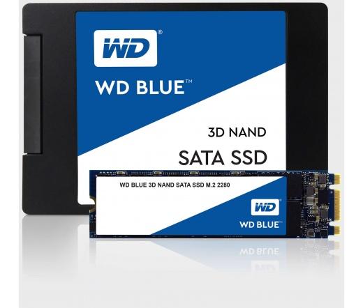 WD Blue 3D NAND Sata-III 250GB