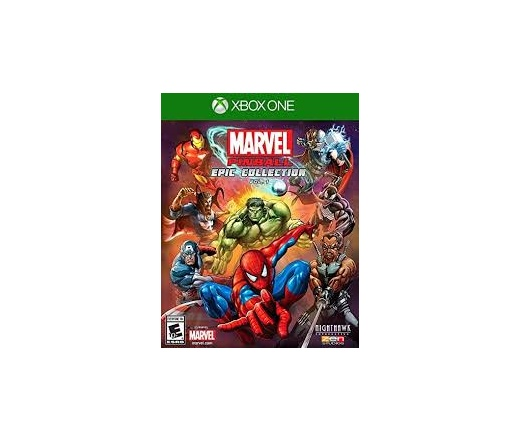 Xbox One Marvel Pinball