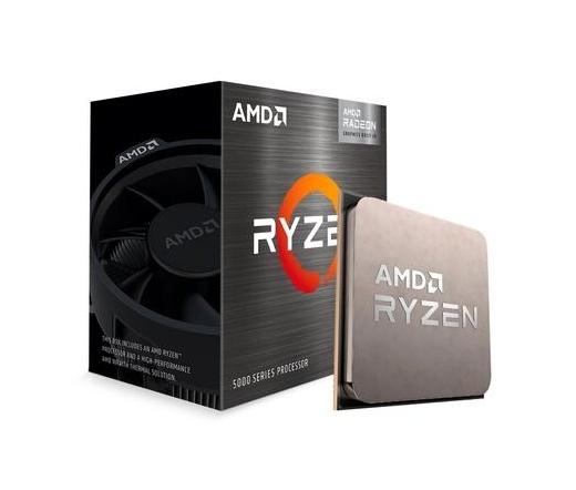 AMD Ryzen 5 5600G Dobozos