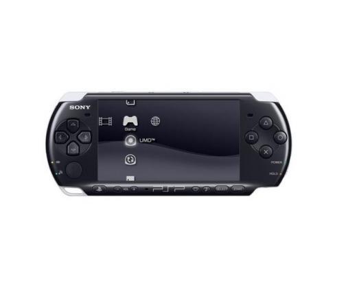 Sony PSP Gép 3000 Fekete