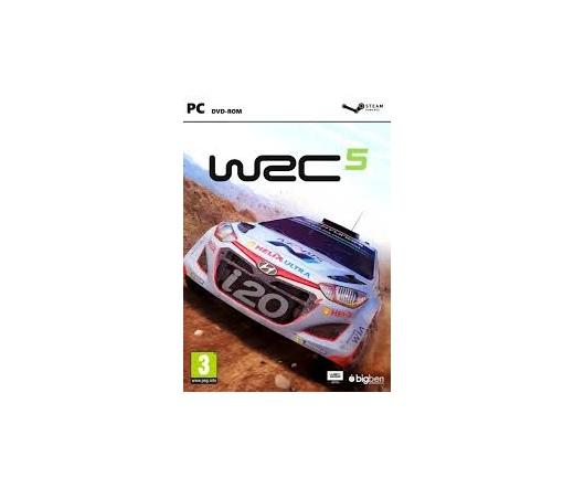 PC WRC 5