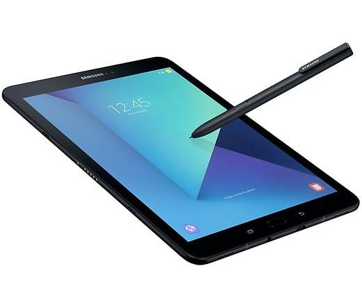 Samsung Galaxy Tab S3 9.7 fekete