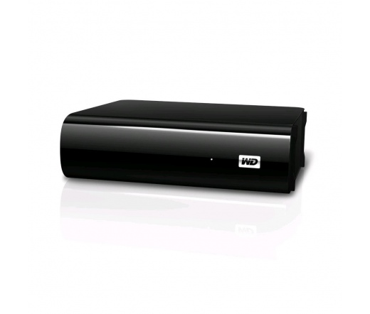 Western Digital My Book AV-TV 1TB - WDBGLG0010HBK - Külső ...