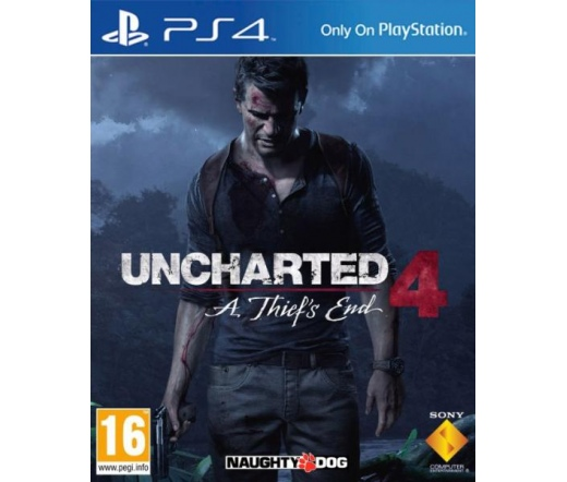 PS4 PS4S Uncharted 4
