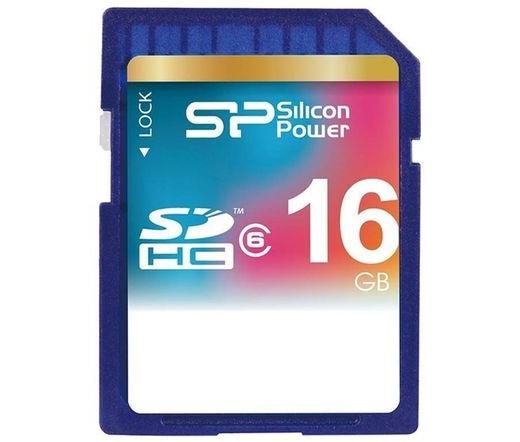 Silicon Power SD 16GB