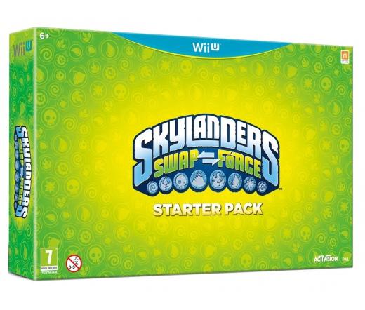 Skylanders SWAP Force Starter Pack Wii U