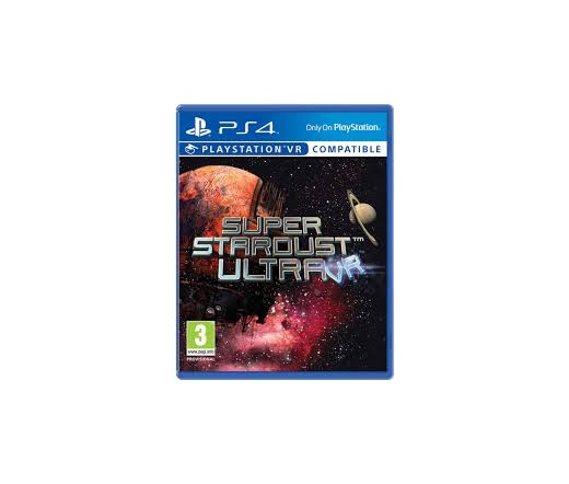 PS4 Super Stardust VR