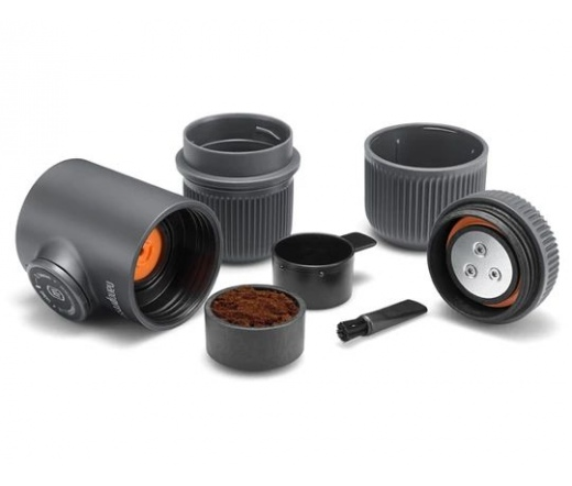 Wacaco Nanopresso hordozható kávéfőző (NANO GREY)