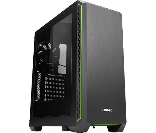 Antec P7 Window zöld