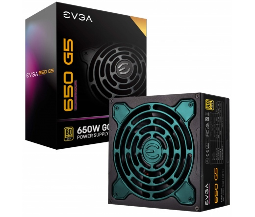 EVGA SuperNOVA 650 G5
