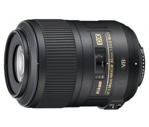Nikon AF-S DX Micro NIKKOR 85mm f/3.5G ED