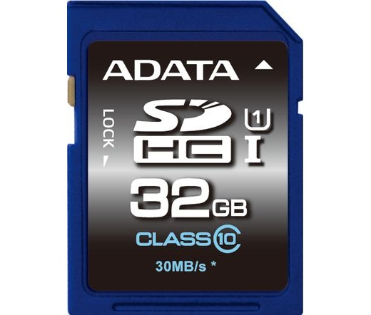 ADATA Premier SD 32GB UHS-I CL10