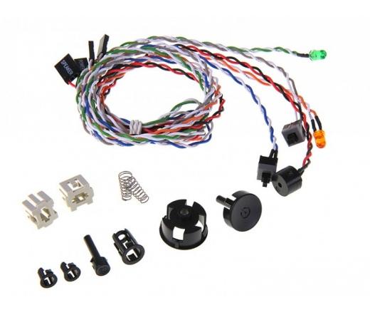 LIAN LI PT-SK08B Power / Reset Button Kit