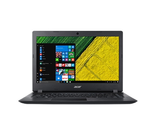"""Acer Aspire 3 A315-21-251H 15,6"""" fekete"""