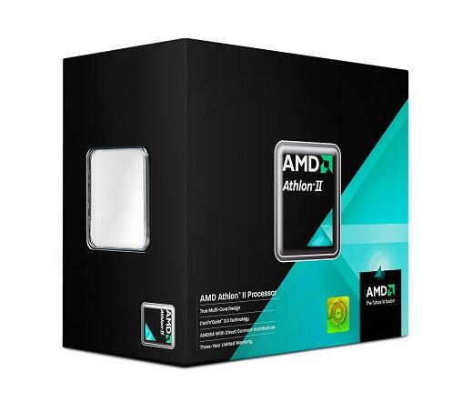 AMD Athlon II X2 250 3,0GHz AM3 dobozos