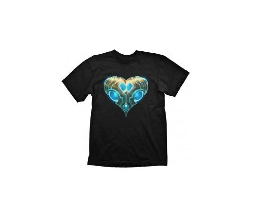 """Starcraft 2 Póló """"Protoss Heart"""", L"""