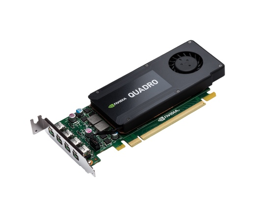 PNY NVIDIA Quadro K1200 for DisplayPort 4GB