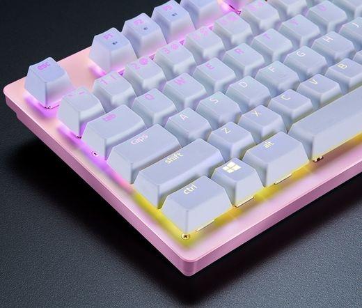 Razer Keyboard PBT Keycap Upgrade Set fehér