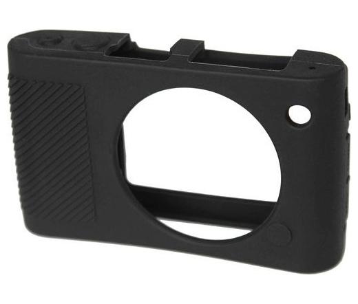 easyCover szilikontok Nikon 1 S1 fekete