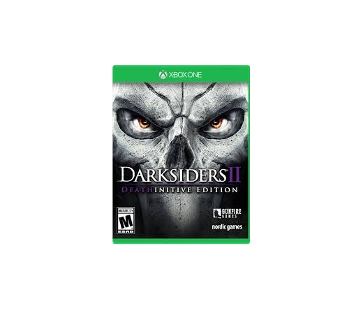 Xbox One Darksiders II Deathinitiv