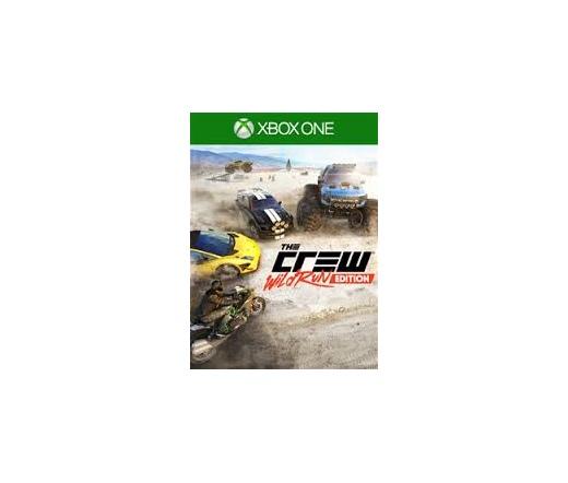 Xbox One The Crew Wild Run