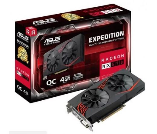 Asus EX-RX570-O4G 4GB