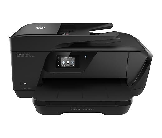HP OfficeJet 7510 széles formátumú