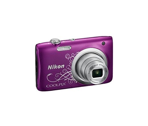 Nikon COOLPIX A100 Lineart Lila