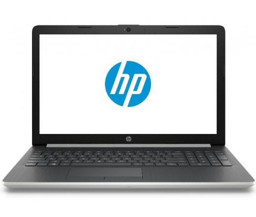 HP 15-da0009nh notebook ezüst